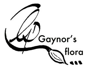 Gaynor's Logo Blk_transp