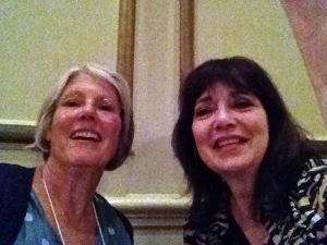 Christie Bruzenak & me